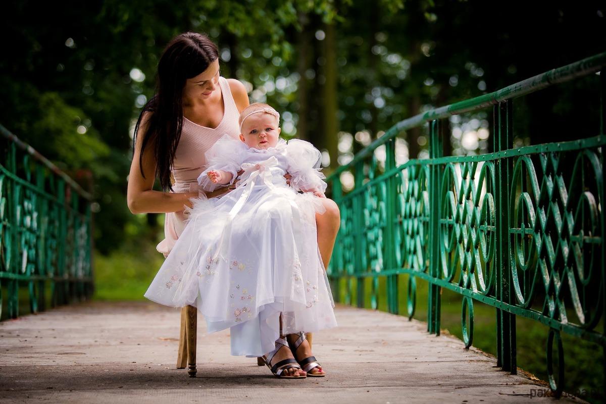415cfb5509 Sukienka do chrztu w stylu Royal Lidia Fandango - Chrzest - szatki ...
