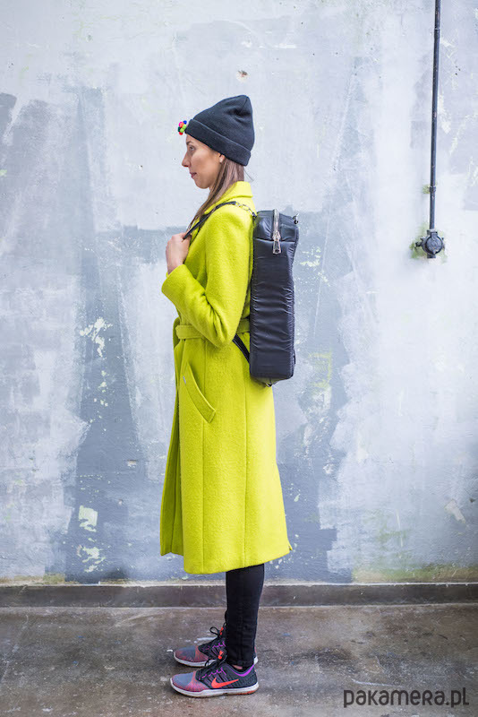 Obraz przedstawiający Torbo -plecak maxi XL z kieszonką na laptop
