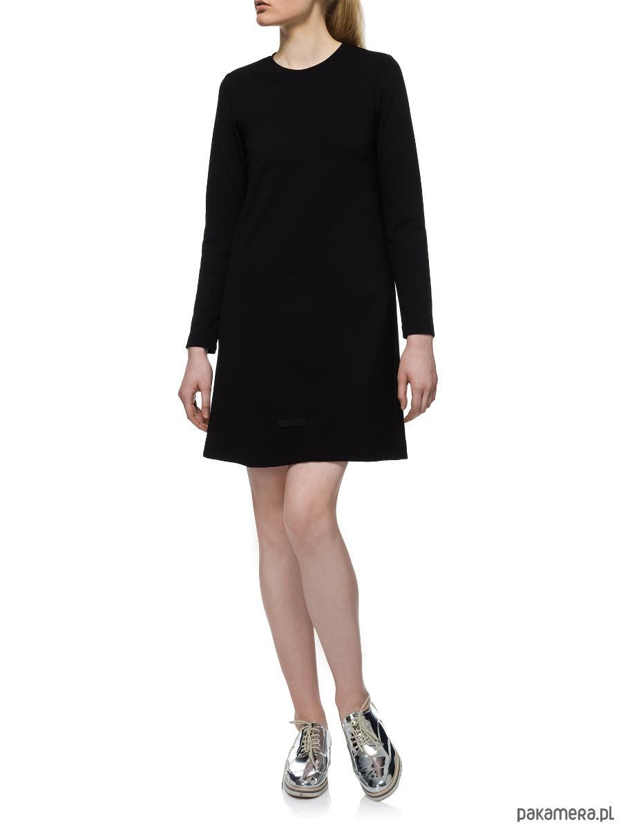 Sukienka czarna YY200072_RAL9005