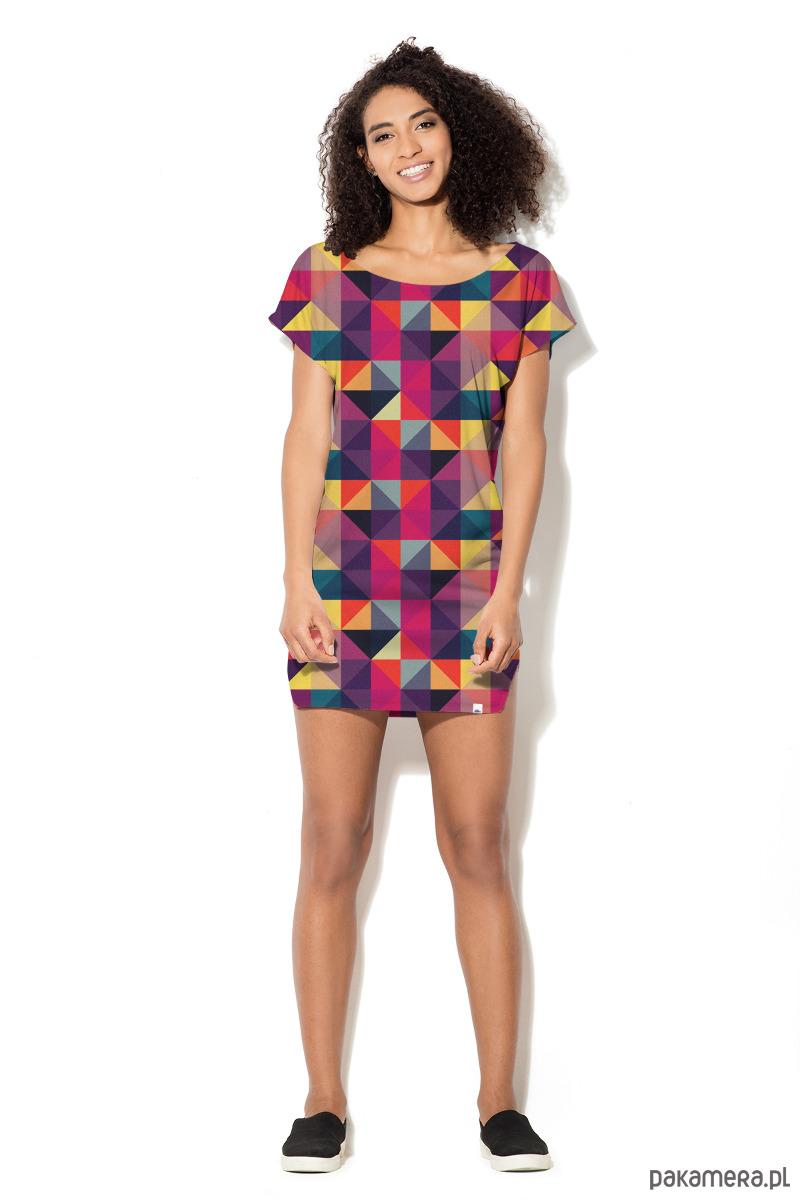 Sukienka mini cp-029w12