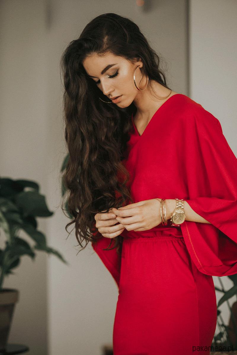 Sukienka 'Lady in red'
