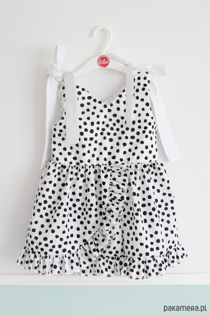 Sukienka Dla Dziewczynki 62 98 Niemowlak Sukienki Pakamera Pl