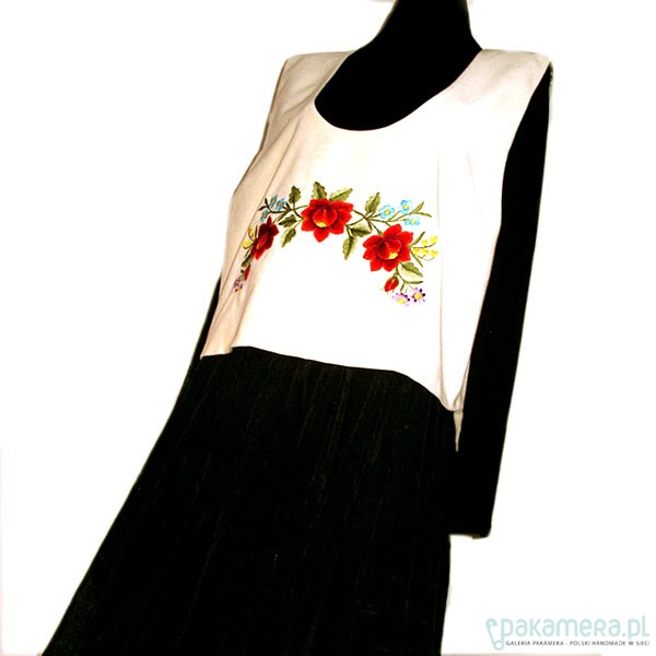 Boheme Vest (Art Embroidery)