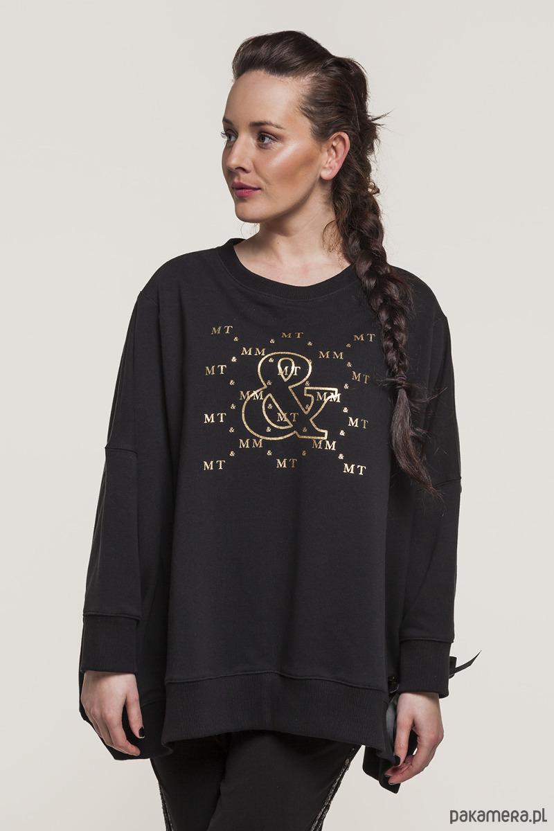 Oversizowa bluza damska &