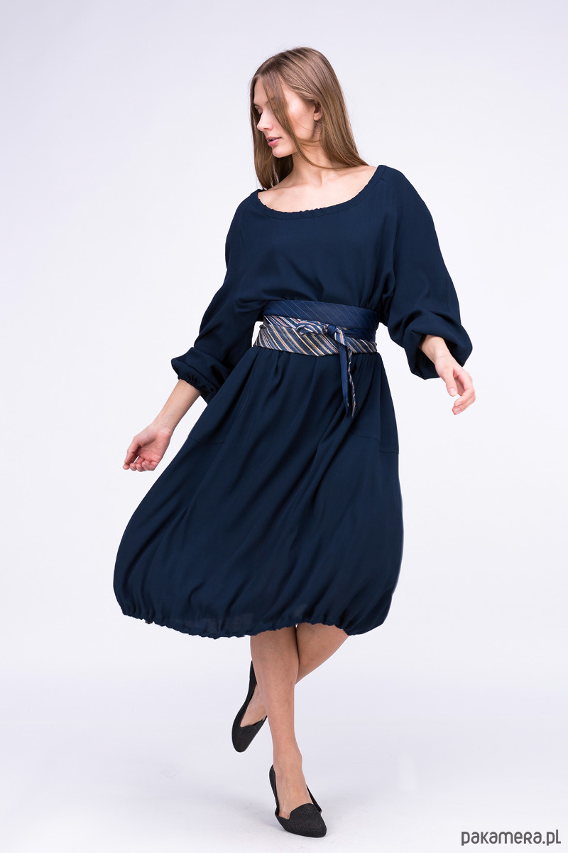 Sukienka- Tunika REGULUS Blue canard