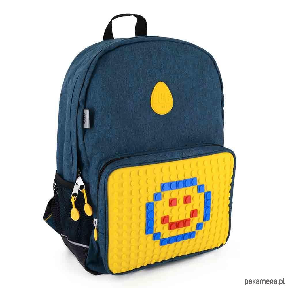 dfbce604d4c38 Plecak do szkoły - EGGIS - akcesoria - torebki, worki i plecaki -  Pakamera.pl