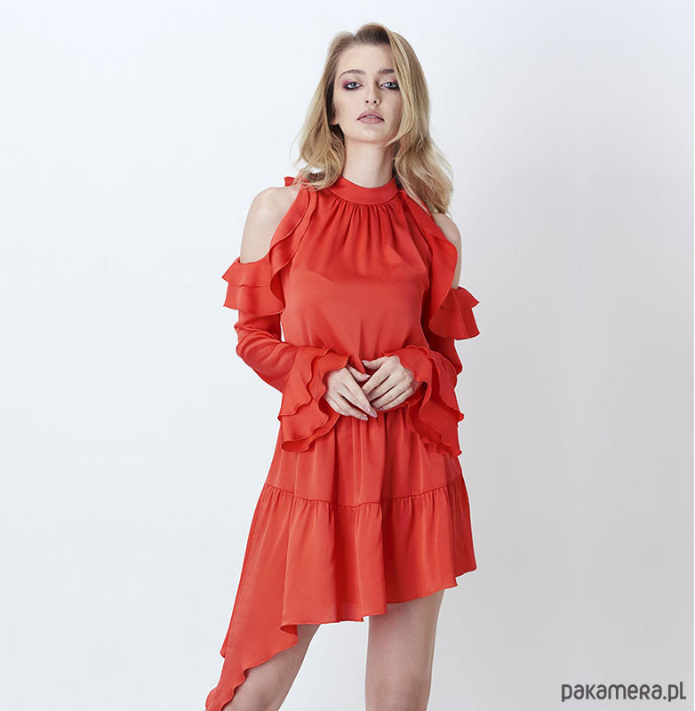 Sukienka Malaga Coral