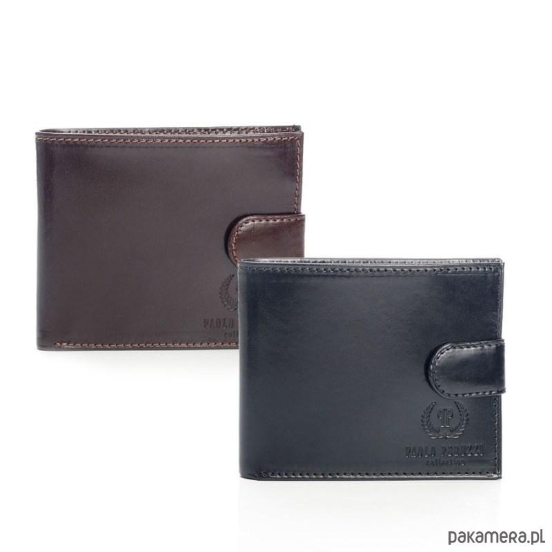 e1e2b50ed3273 Skórzany portfel męski Paolo Peruzzi 018-pp - akcesoria - portfele ...