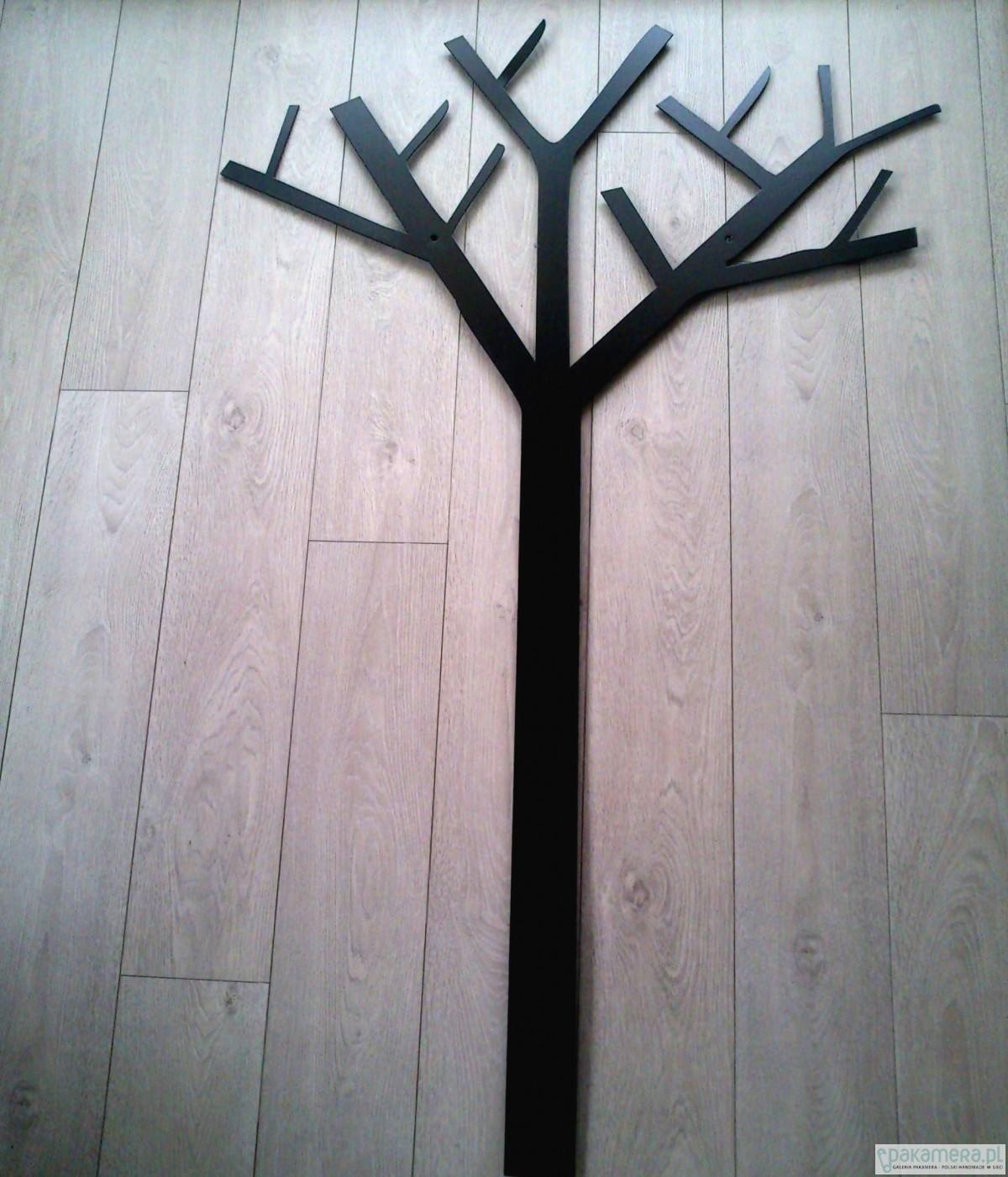 Dekoracja ściennawieszak Tree Pakamerapl