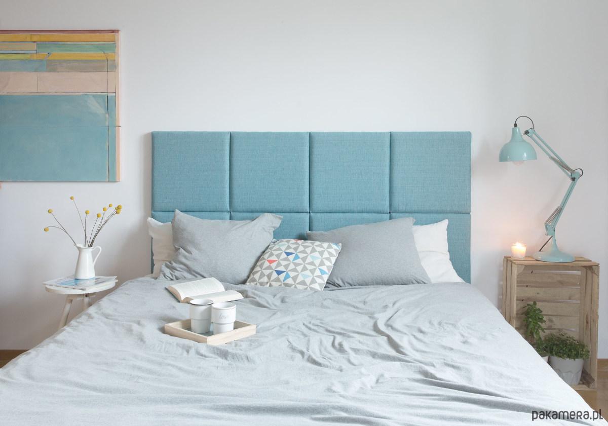 Zagłówek Modułowy Made For Bed Turkus Pakamerapl