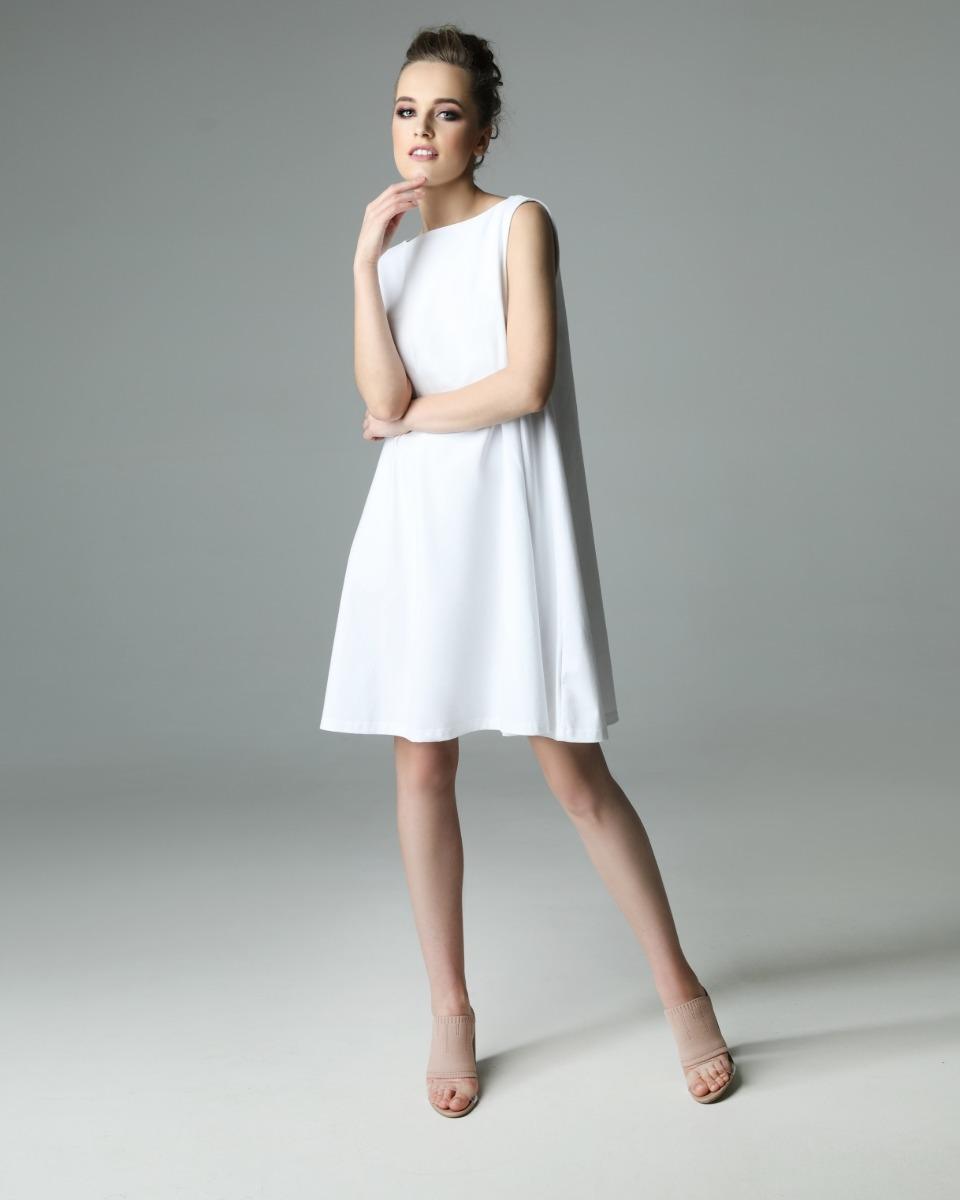 Sukienka Summer Gal - biała