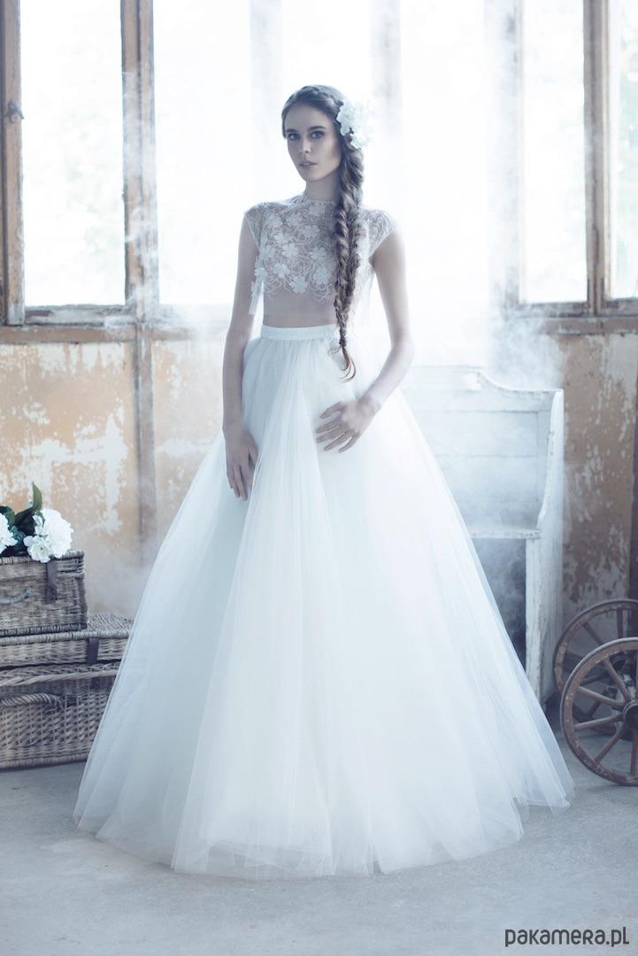 144051bb12 Suknia ślubna Kendall kolekcja Alisa Dark Angel - Ślub - suknie ...