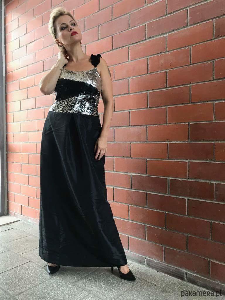 Sukienka BDGlamour rozm.36/38