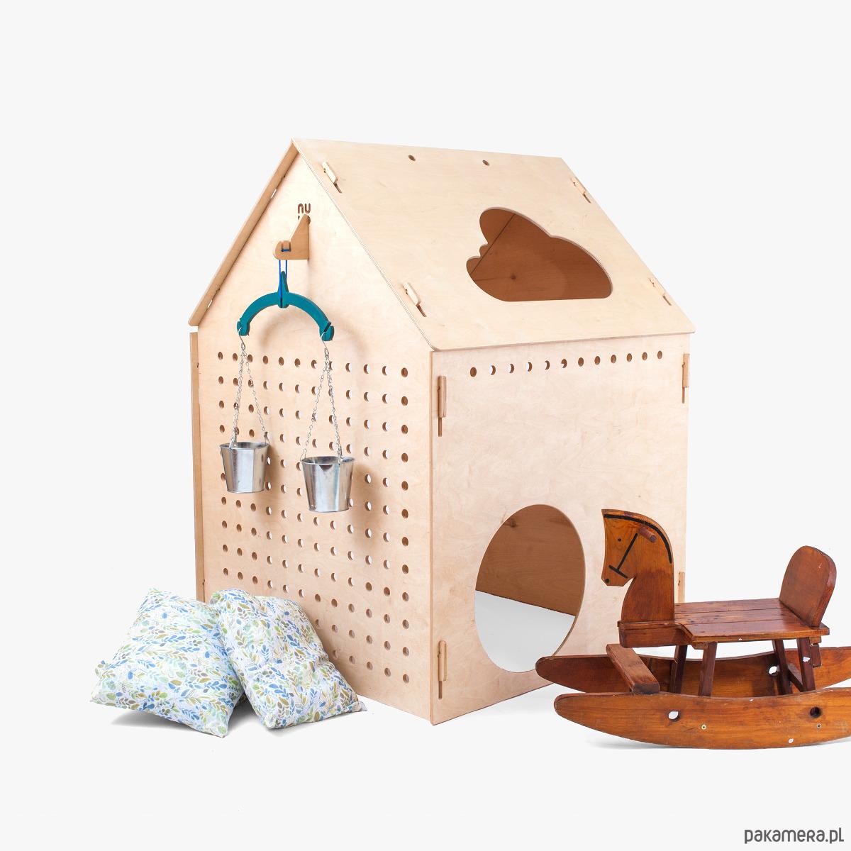 Domek dla dzieci Nuko