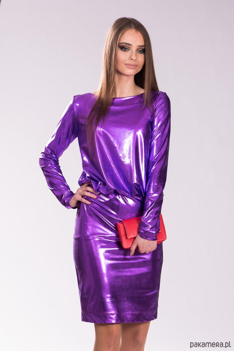 Sukienka Malediva- Ultraviolet