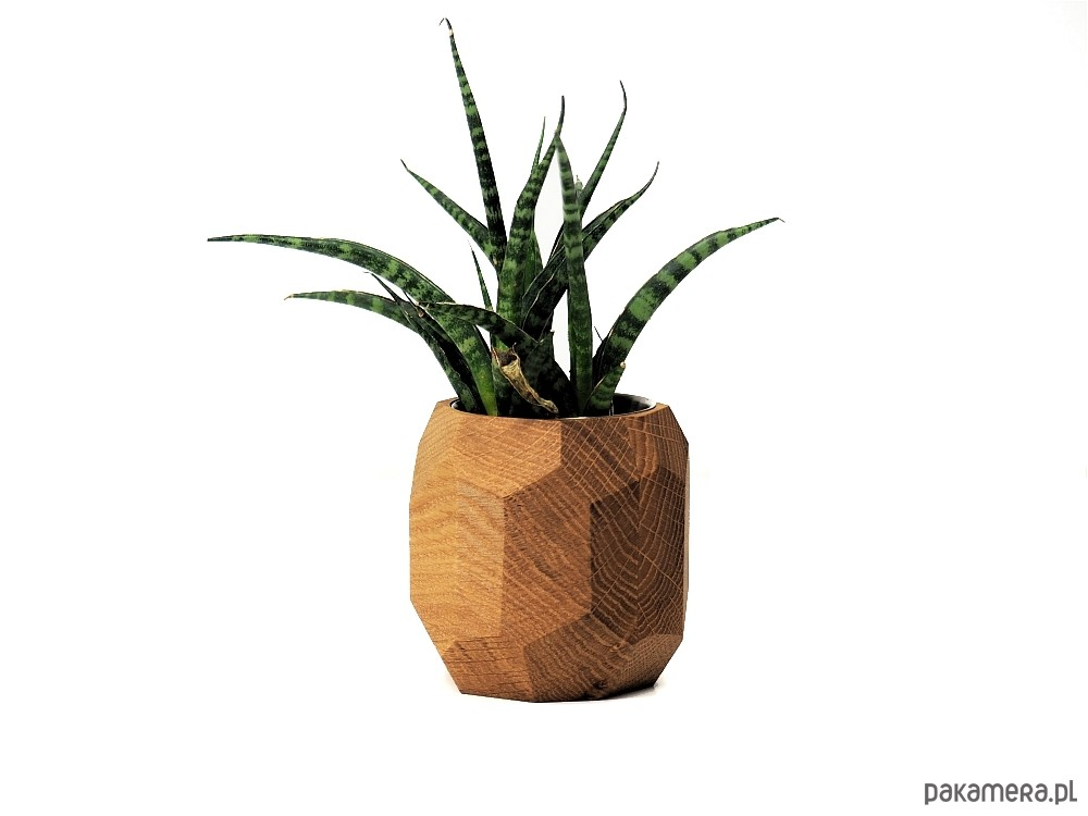 Geometryczny Planter Doniczka Na Sukulenty Pakamerapl