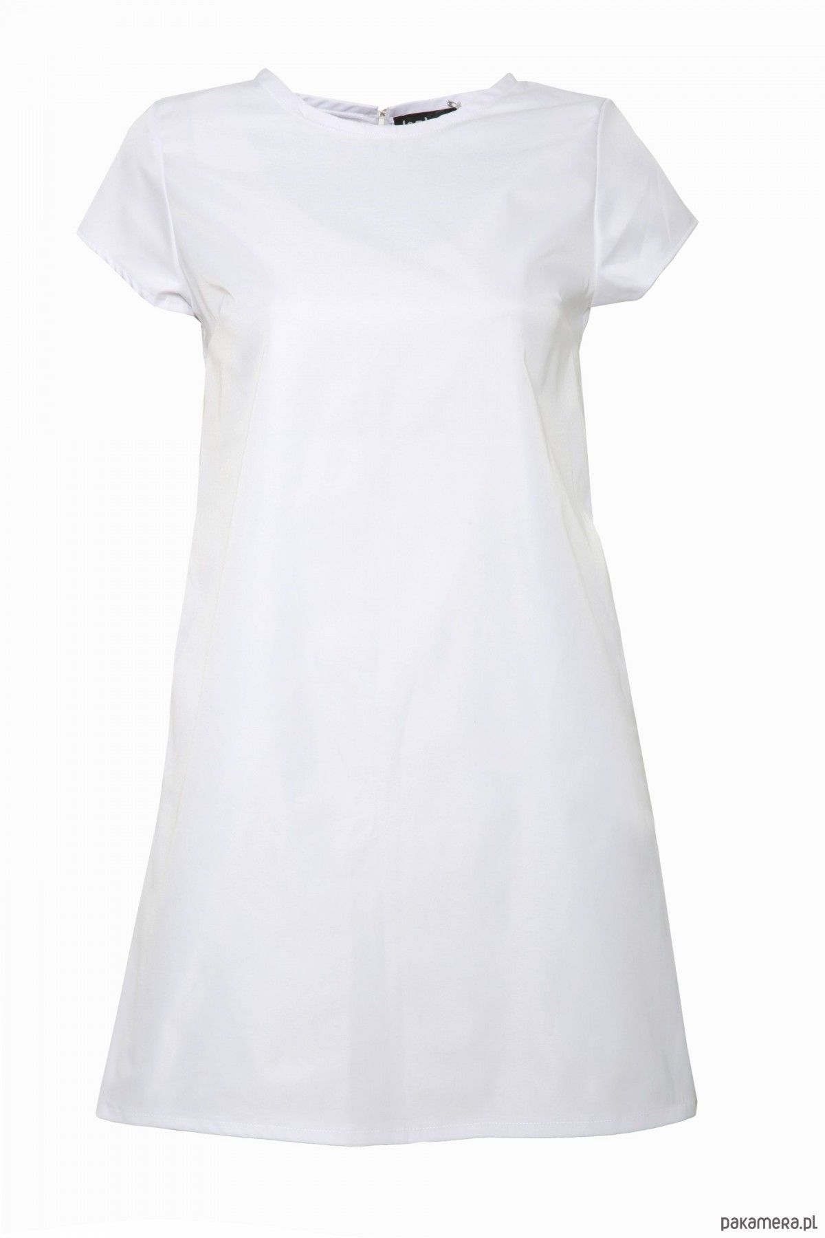 Biała sukienka GRACE