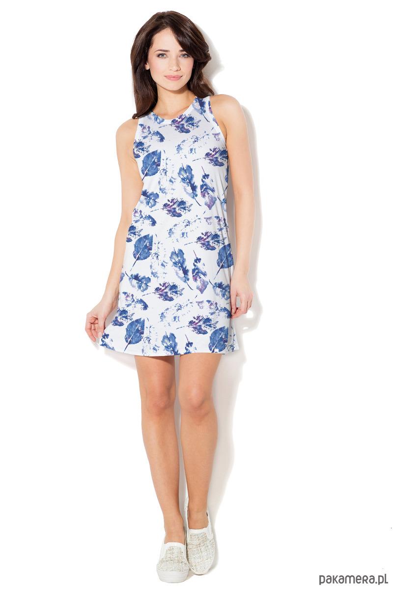 Sukienka Cp-038w154