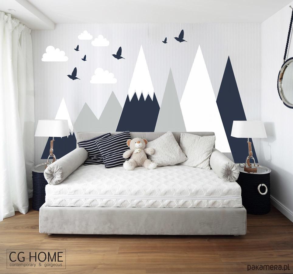 Kochamy g ry dekoracja naklejki pok j dziecka dziecko for W home decor