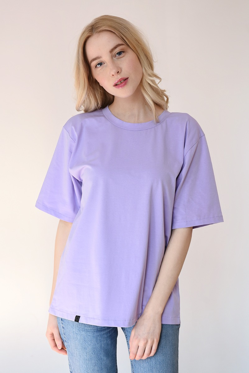 LILAC Oversize Tee