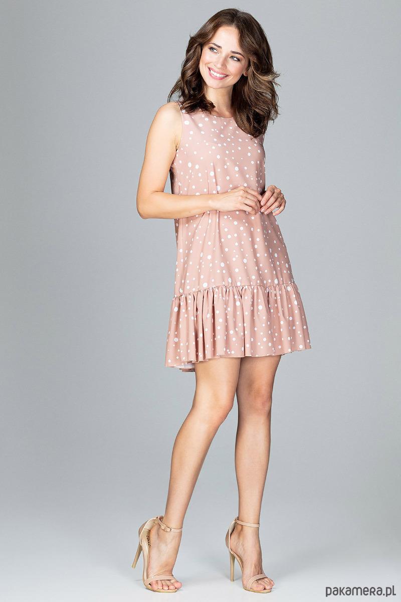 Sukienka Sukienka K470 Wzór 95