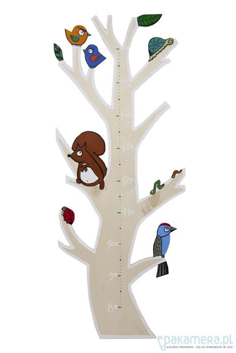 Miarka Wzrostu Drzewko Pokój Dziecka Różne Pakamera Pl