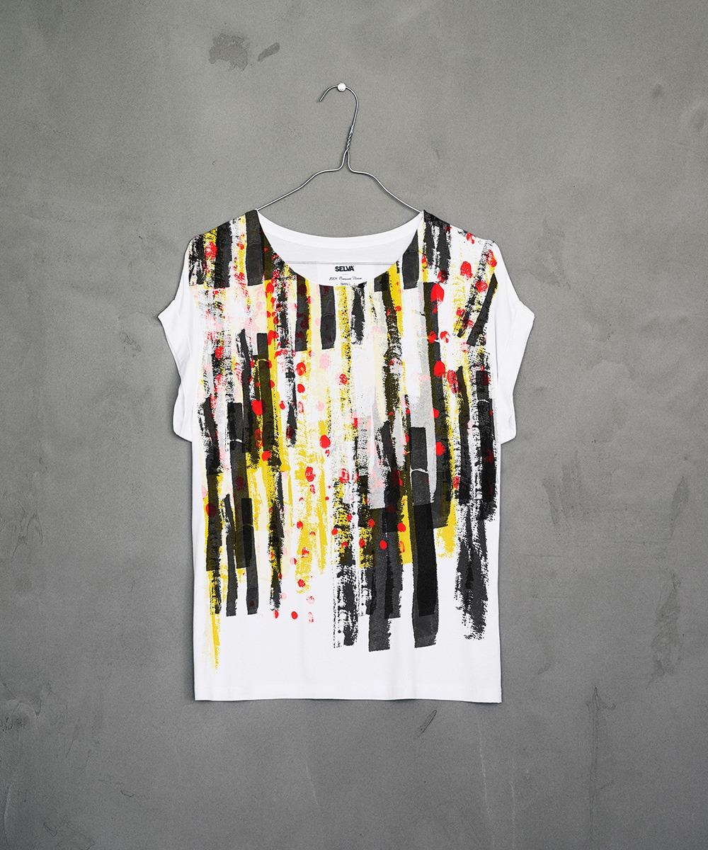 Kathmandu no.4 t-shirt - SELVA