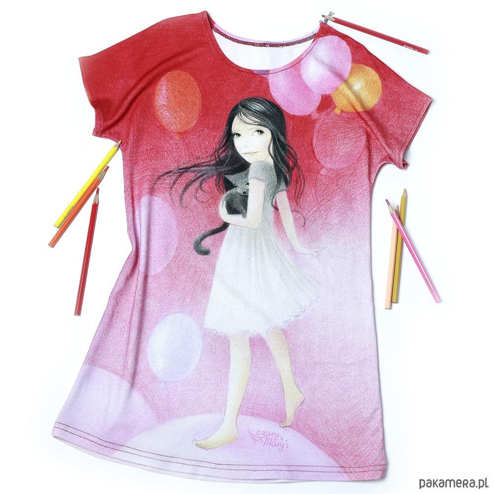 23b0bb70d5 NADZIEJA sukienka 116 122 - dziewczynka - sukienki - Pakamera.pl