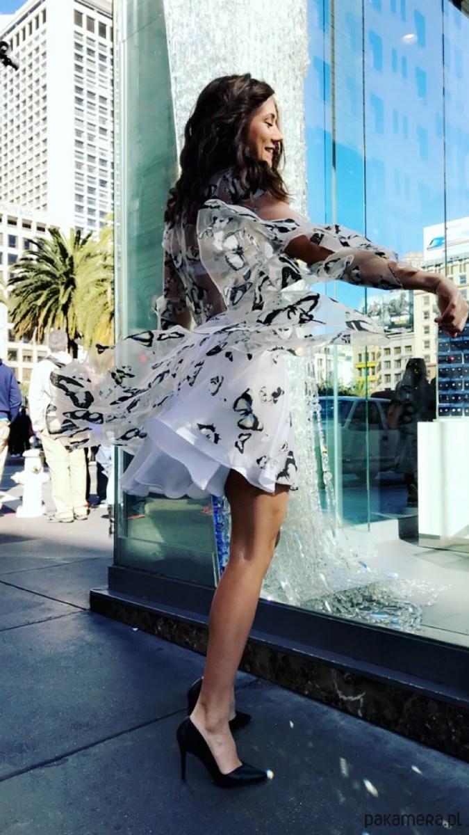 Sukienka Wild Butterfly