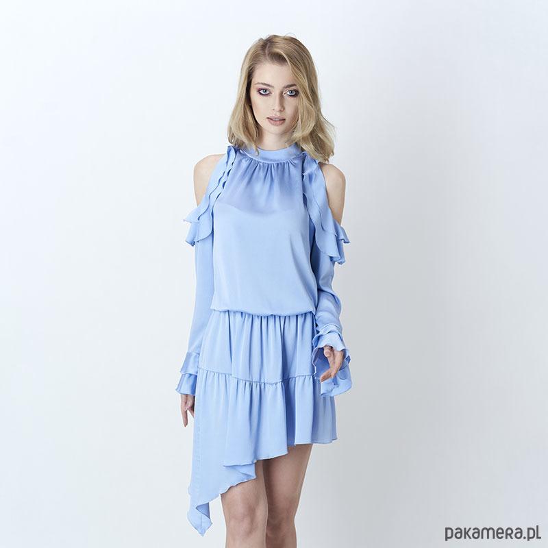 Sukienka Malaga Blue