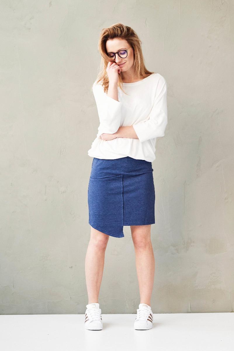 gskirt one pocket (space blue)