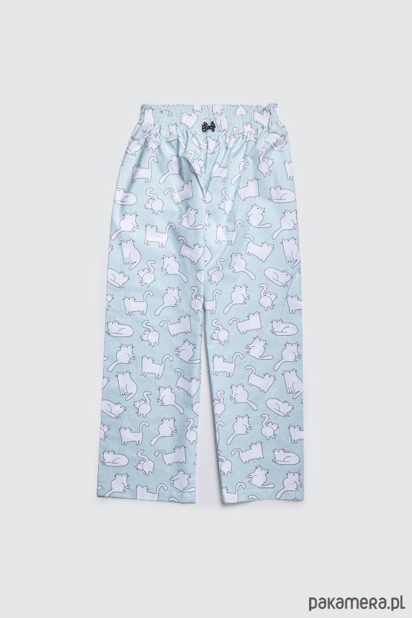 Spodnie do spania damskie KOTY
