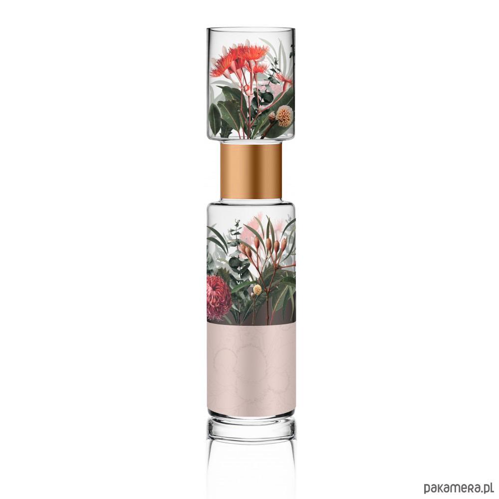 Flory Wazon 37cm Motywy Kwiatowe Pakamerapl