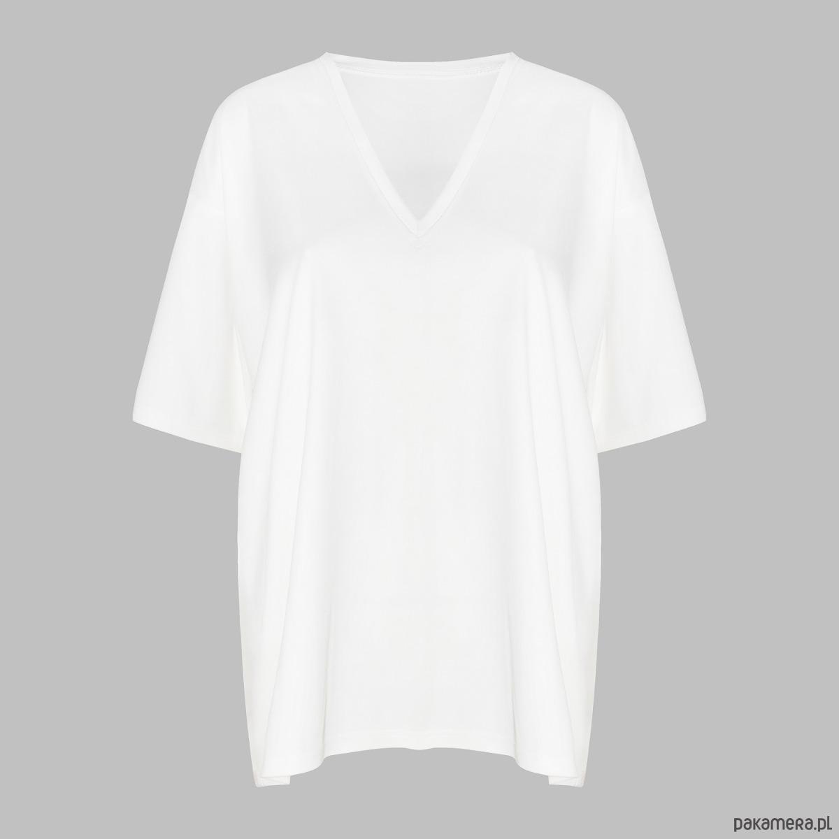 T-shirt oversize off white