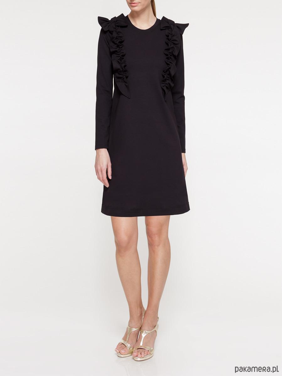 Sukienka czarna YY200313