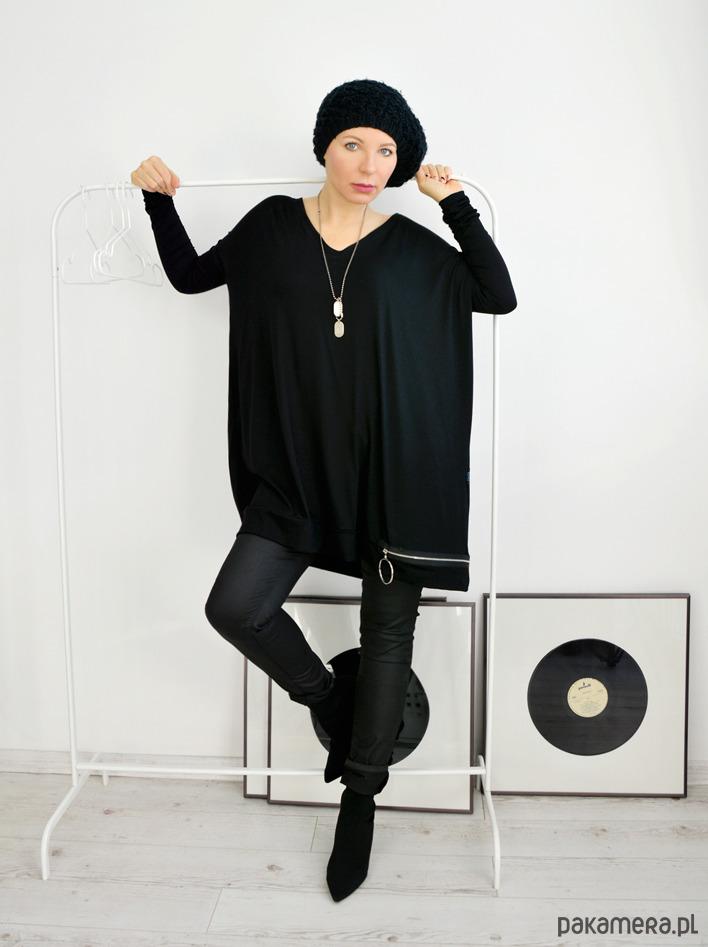 TUNIKA V Black2 by momo