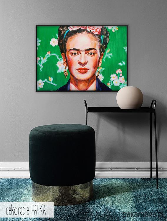 Frida Kahlo Dekoracje ścienne Pakamerapl