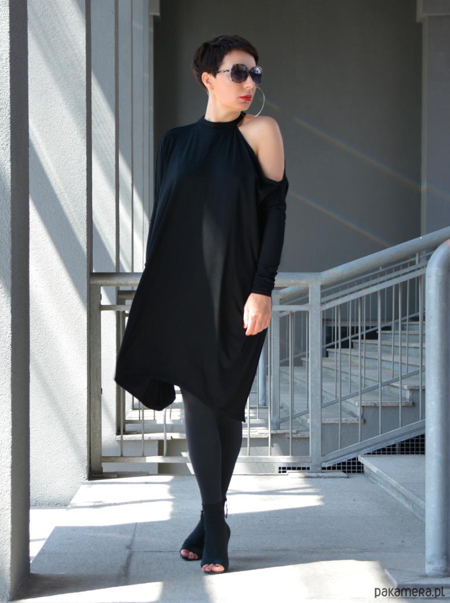 TUNIKA BLACK Oversize