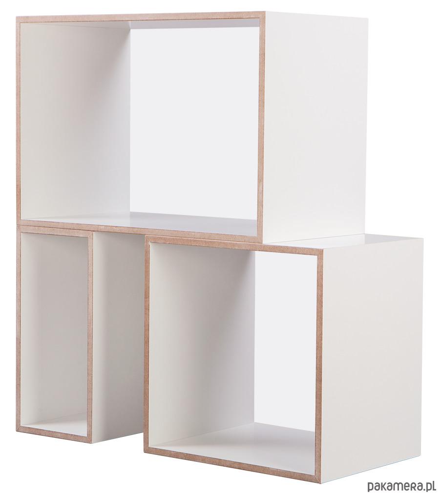 Cubes Skrzynki Set 3 Pakamerapl