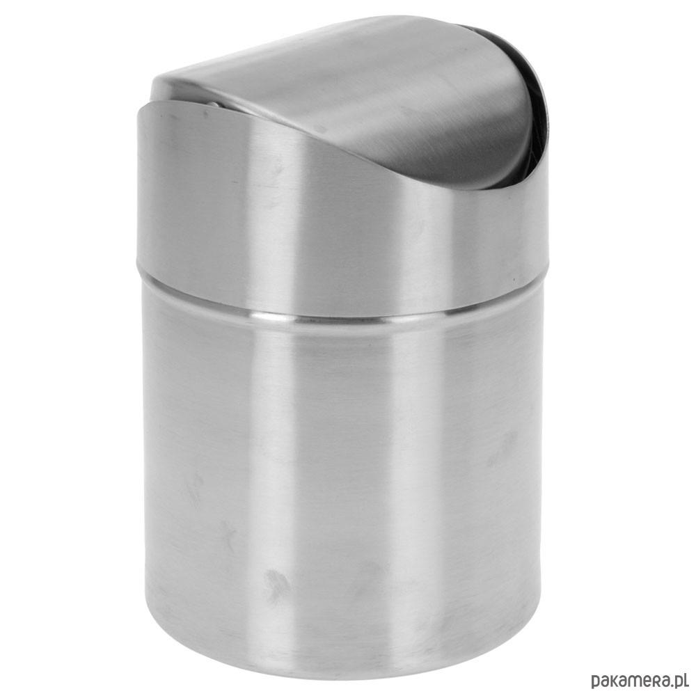 Kosz Na śmieci Metalowy Pakamerapl