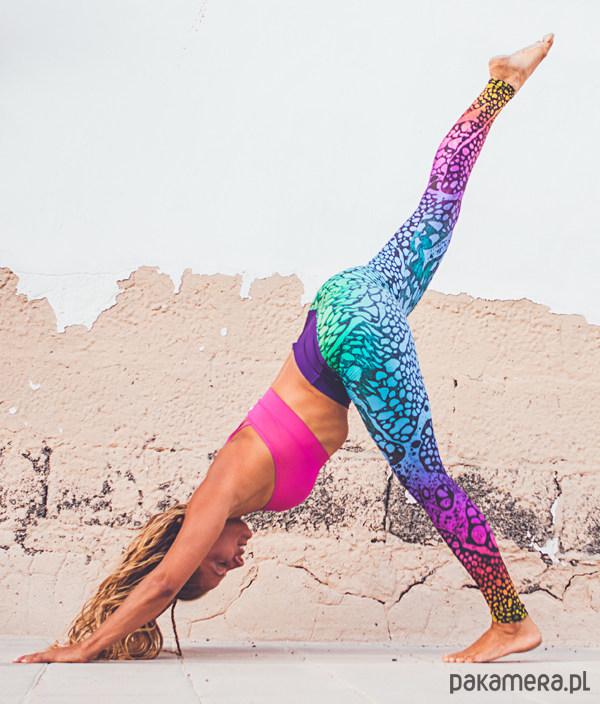 Marble Color Leggings