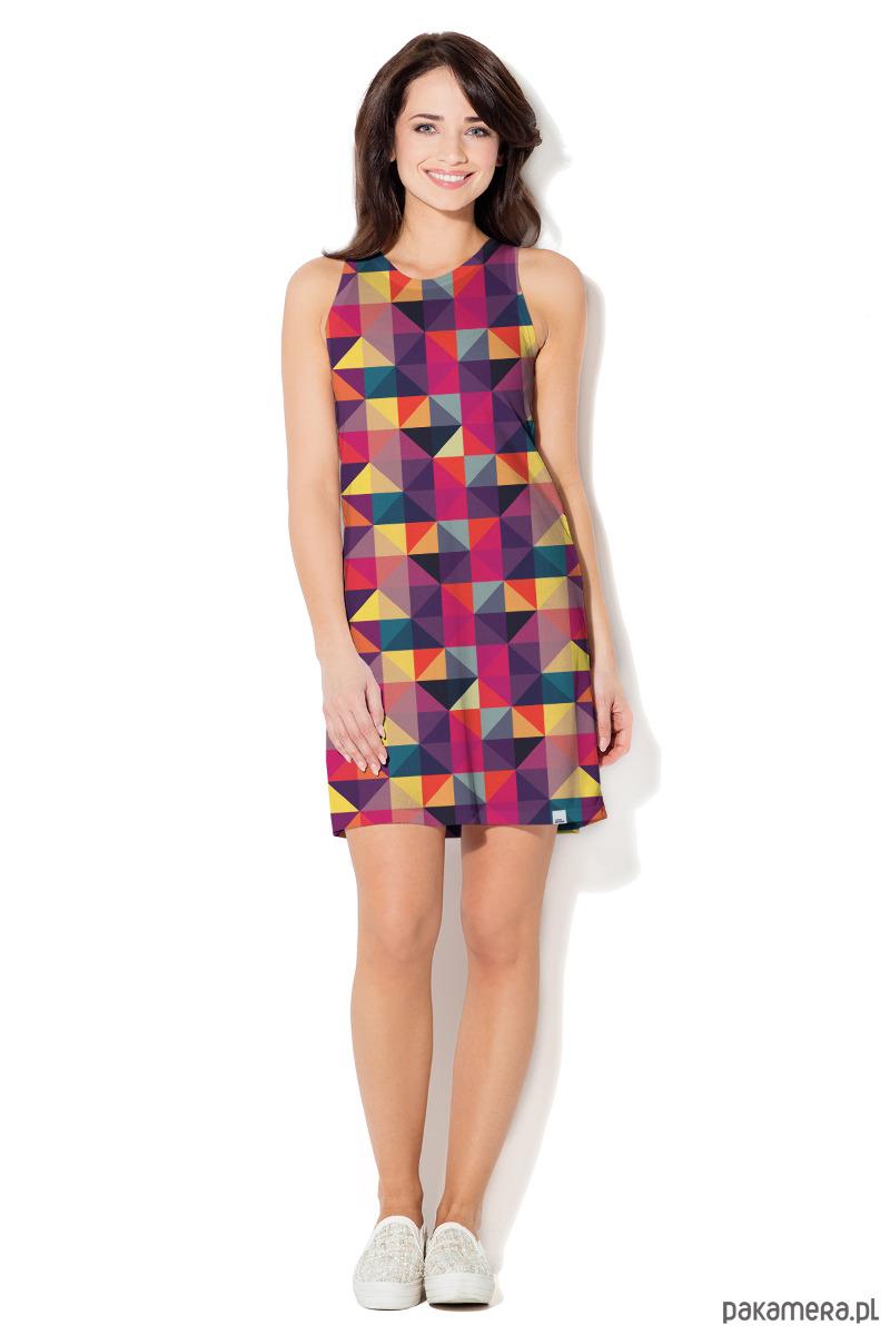 Sukienka Cp-038w12