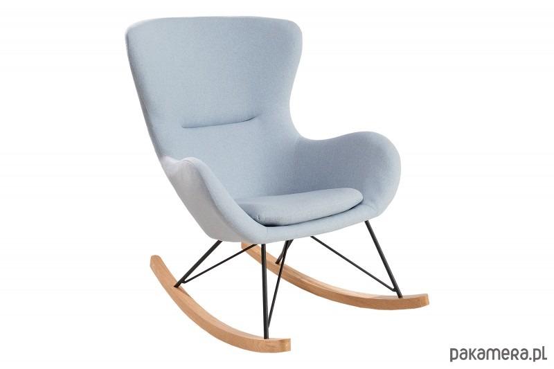 Fotel Bujany Igloo Scandi Błękitny Z38231 Meble Fotele