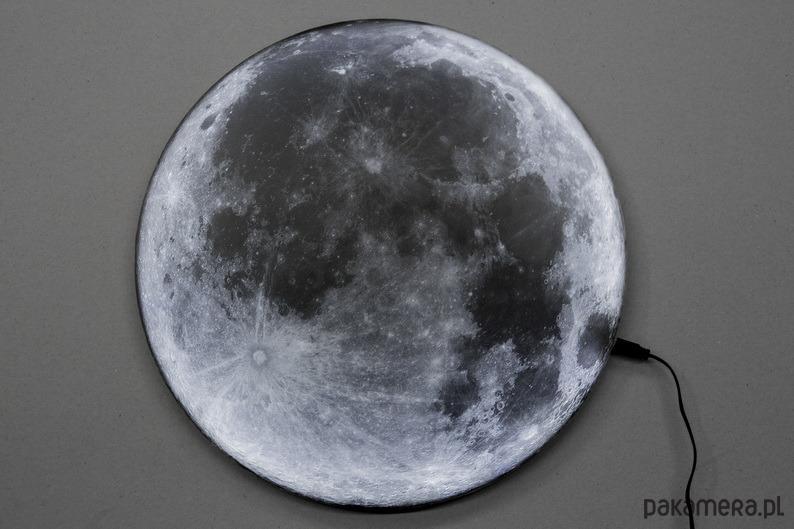 Księżyc Led Pakamerapl