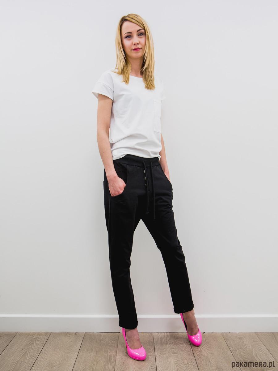 Spodnie damskie Lazy Pants Look