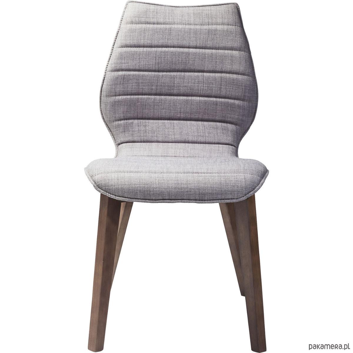 Krzesło Vita Szare Pakamerapl