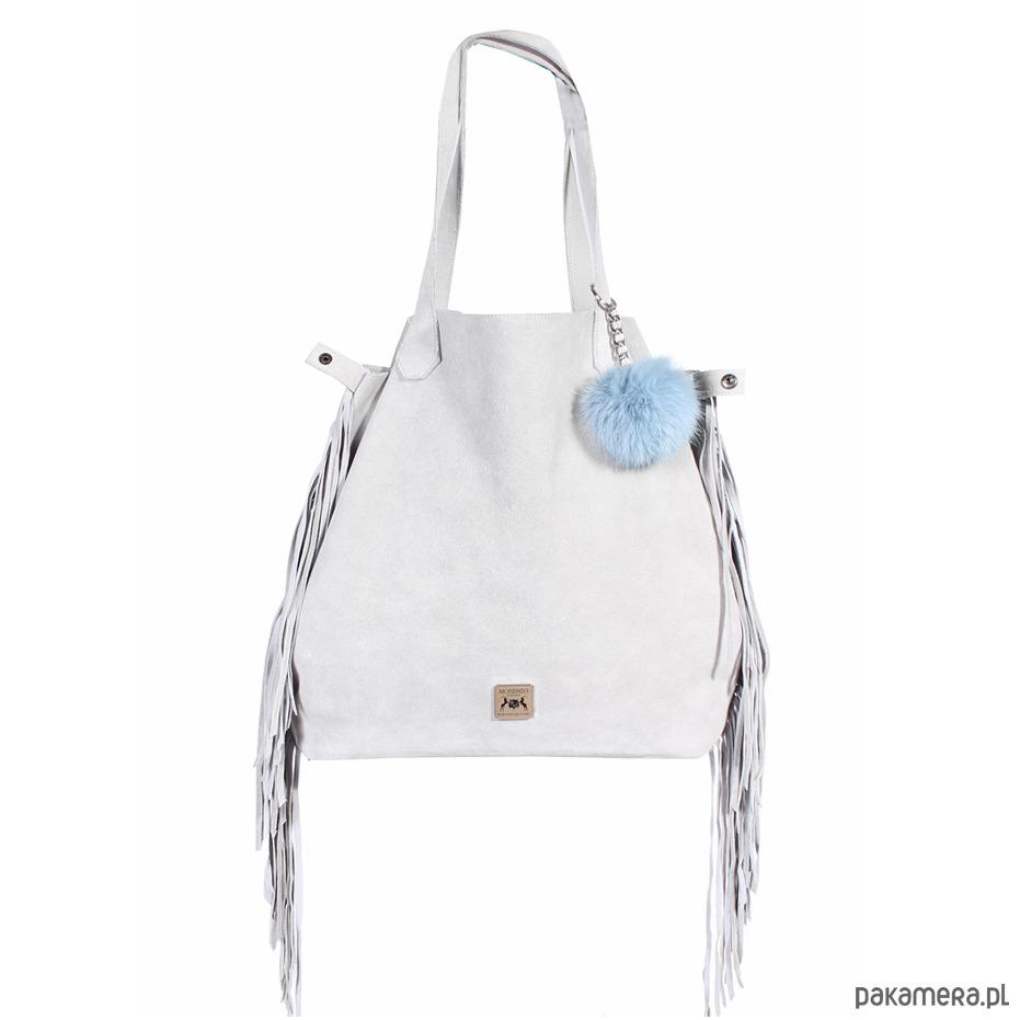 7171154d72d86 torby na ramię - damskie-SAVONA FUR torebka damska