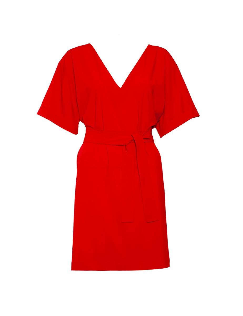 Sukienka ZOE czerwona