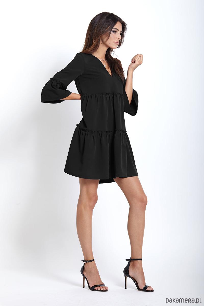 Sukienka Greta czarny