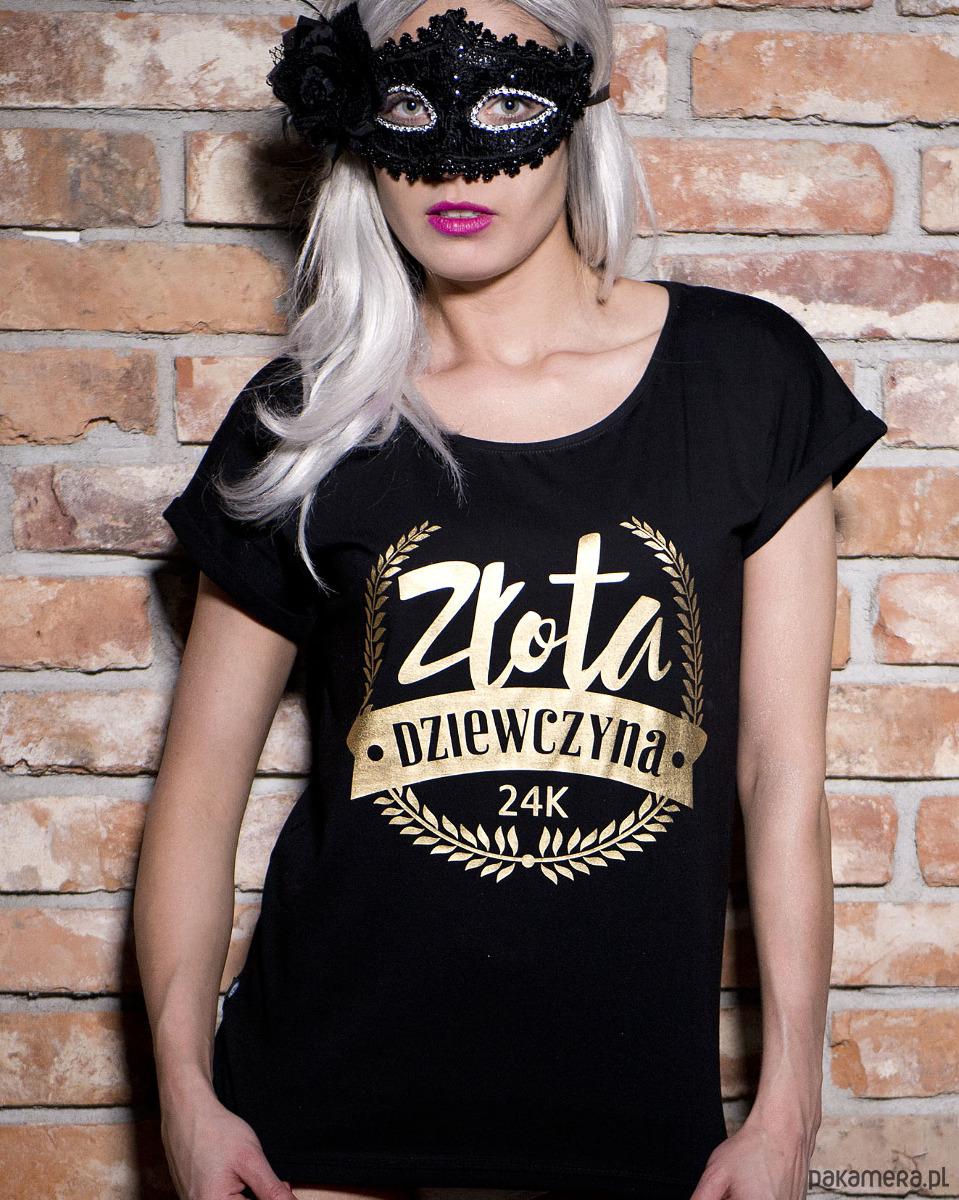 Koszulka Złotko